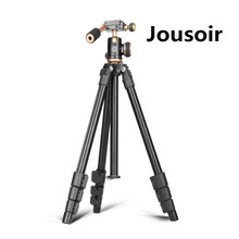 Q160S Camera Video Phone Stand Tripod Photo Photography for Flexible DSLR Camera CD50
