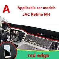 Car dashboards shade Non slip mat , prevent sliding pad for JAC Refine M4