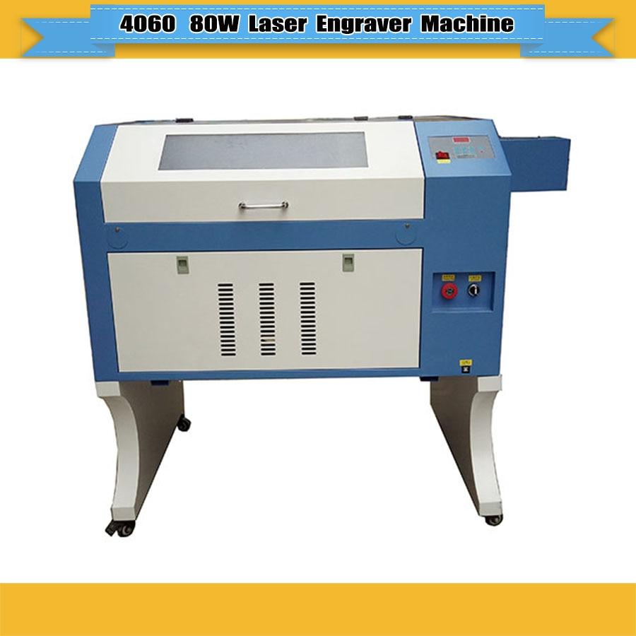 4060 50W 60W 80W 90W CO2 Laser Engraving Machine Jeans Laser Printing Machine 400*600mm JIN ZHI YIN