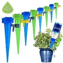 Plant Waterer Self Watering Devices Adjustable Water Stakes Vacation Spikes Automatic Drip Irrigation System