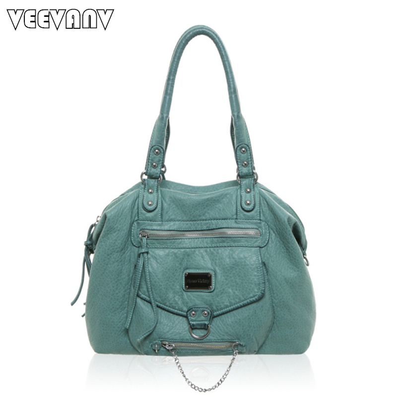 2017 Women Handbags Office Lady Leather Tote Handbags Women Messenger Bags Fashi
