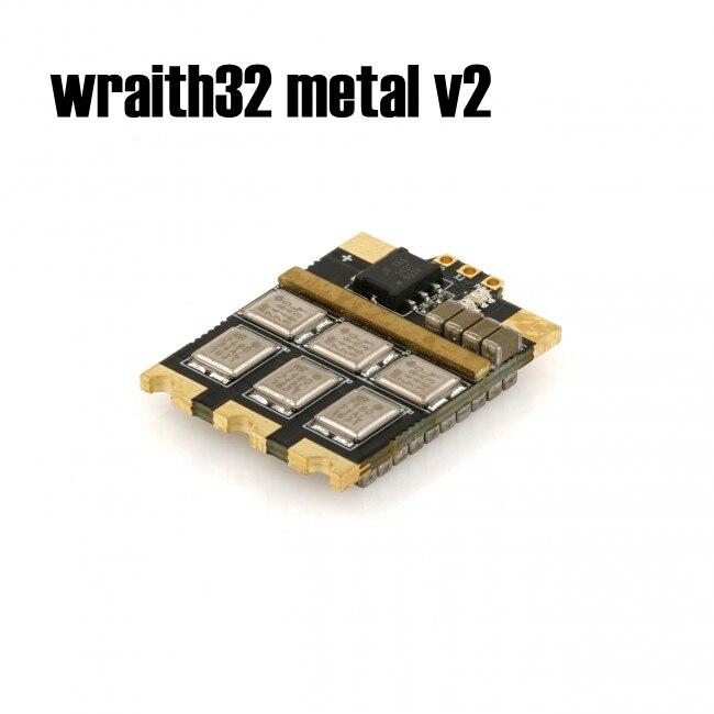 Wraith32 Metal V2 - 32bit BLHELI ESC airbot for quadcopter belt cp v2 metal
