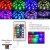 RGB LED Strip 15M 20M Led Light Tape SMD 2835 5M 10M DC 12V Waterproof RGB LED Light diode Ribbon Flexible Controller promo