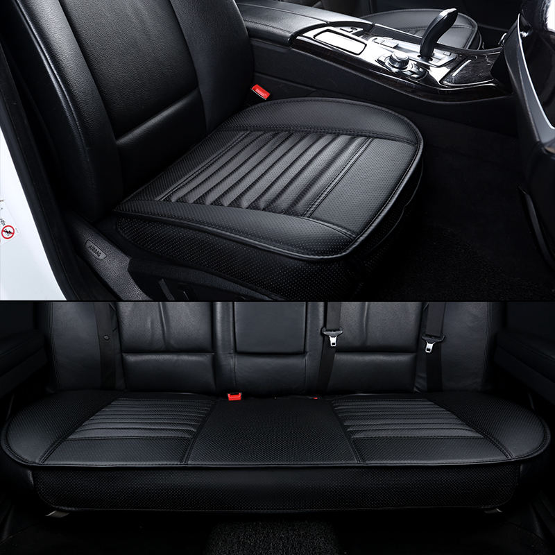 Car Seat Cover,Universal Seat For Volvo C30 S40 S60L V40 V60 XC60 XC90 SUV Series High-fiber Leather