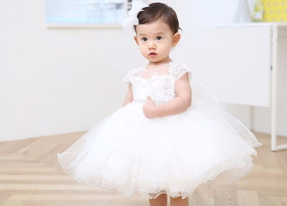 ... Gowns Floor Length Baptism Dress. 2016 Hot Sale New Arrival Baby  Birthday Party Dress Baby Girl . 234b899866c8