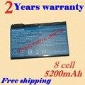 Jigu batería del ordenador portátil para acer aspire serie 9120 9800 9804 9805 9810 9813 9814 9815 9920 Travelmate 2450 2490 2492 2493 2494