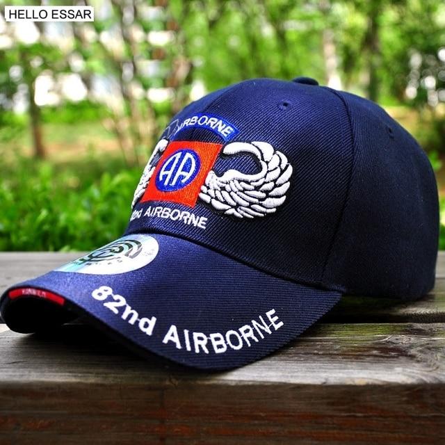 feb0d372ac490 Nueva Fuerza Aérea sombrero gorra mujeres hombres snapback gorra de béisbol  moda Golf casquillo del sombrero