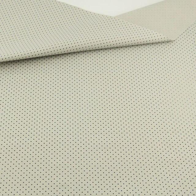 Telas de sarga de algodón 100% Telas textiles Mini gris impreso Mini ...