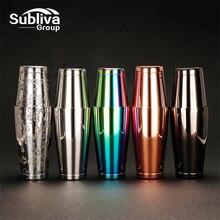 American Style Boston Shaker Cocktail Tin/Tin Stainless Steel Bar tool
