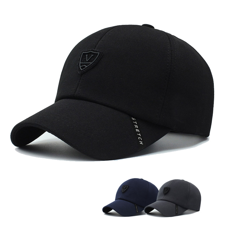 New Summer Breathable Baseball Cap Adjustable Casual Leisure Casquette Homme For Men Women Hat Outdoor On Foot Snapback