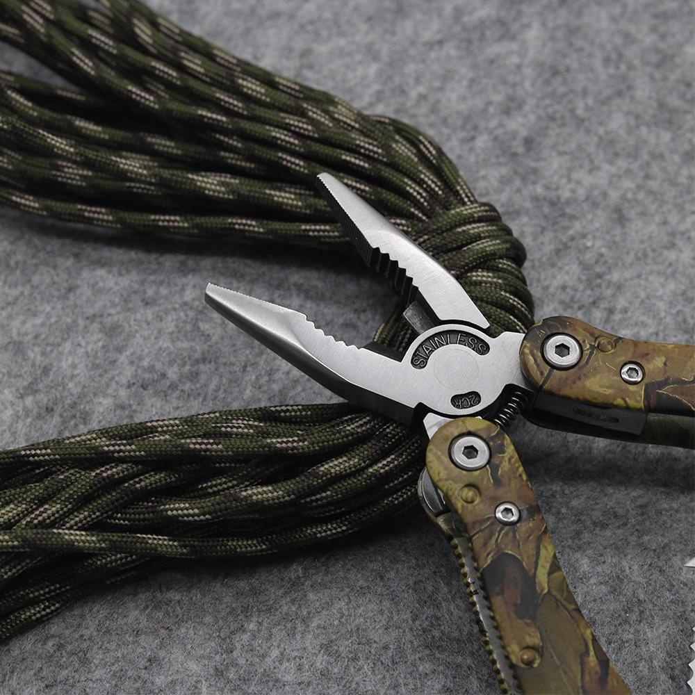Kruvikeerajakomplektiga mitutööriistade tangid matkavarraste tangid - Käsitööriistad - Foto 3