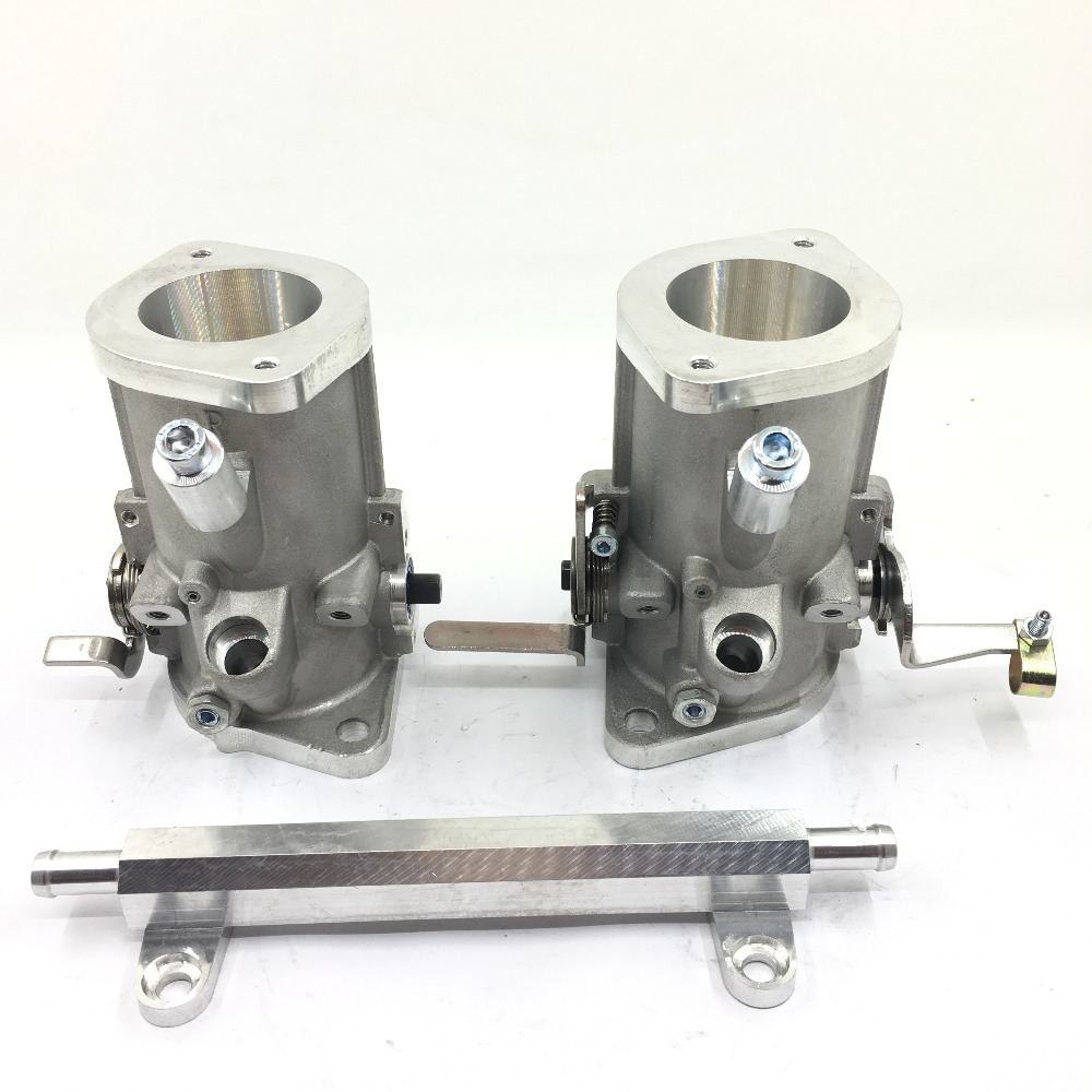US $195 99 |FAJS 40IDA Throttle Bodies replace 40mm Weber and dellorto carb  FIT 1600cc Injectors-in Throttle Body from Automobiles & Motorcycles on