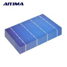 20Pcs Solar Panel China Painel Solar Polycrystalline Silicon Placa Solar DIY Panneau Solaire Solar Cells 156x104MM 0.5V 2.8W