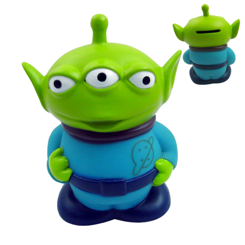 original anime movie toy story 3 alien pvc figure toy piggy bank birthday christmas new year gift limited cos collection in action toy figures from toys - Toy Story Christmas Movie