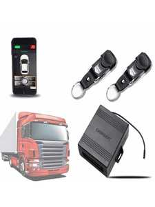 Alarm-System Speaker Remote-Control Central-Locking/Unlock-App Automatic Truck 24v