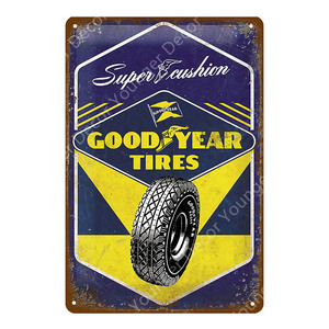 Image 4 - Motor Oil And Gasoline Metal Signs Motorcycles Car Trucks Tires Garage Decor Wall Plaque Art Poster Pub Bar Club Store Tin Plate