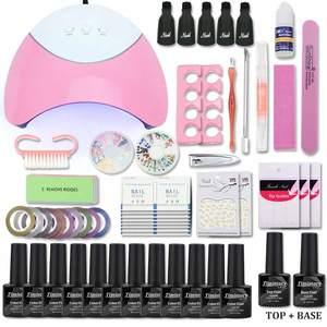 Best Uv Nail Lamp Kit List