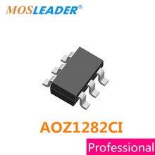 Mosleader AOZ1282CI SOT23 6 100 Pcs SOT23 6L AOZ1282C AOZ1282 Originele Hoge Kwaliteit