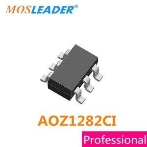 Image 1 - Mosleader AOZ1282CI SOT23 6 100PCS SOT23 6L AOZ1282C AOZ1282 מקורי באיכות גבוהה