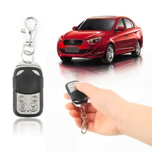 1 PCS 433.92Mhz Portable Electric Cloning Switch Universal Gate Garage Door Remote Control Key