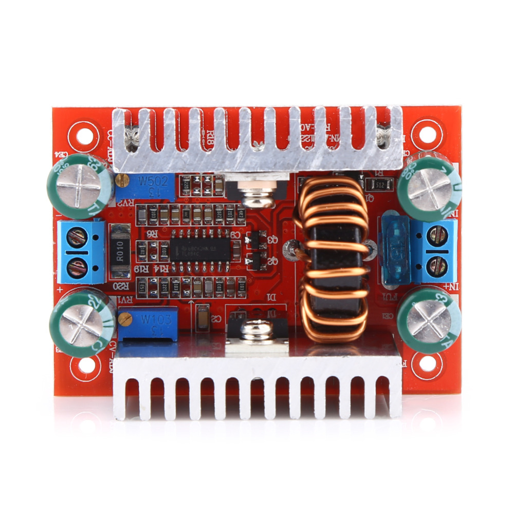 400w Dc Dc Step Up Boost Converter Constant Current Power