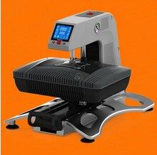 Free shipping 1pc 110/220V new multifunction 3d sublimation heat press machine ST-420 for phone case mugsT-shirt etc