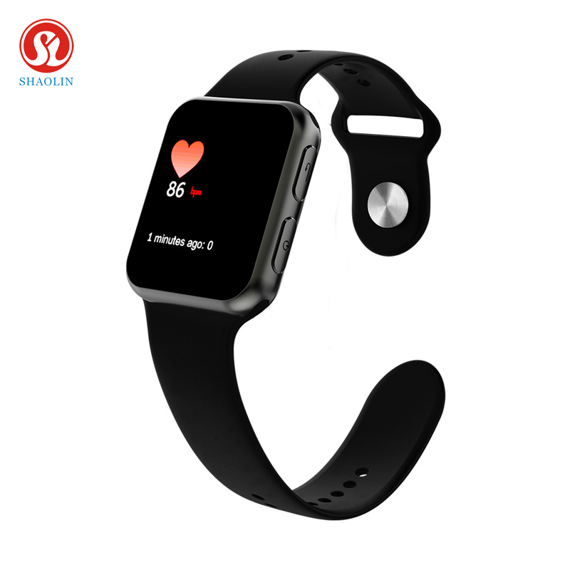 Bluetooth Smart Watch case for apple iphone xiaomi android phone smartwatch pk apple watch GT88 DZ09
