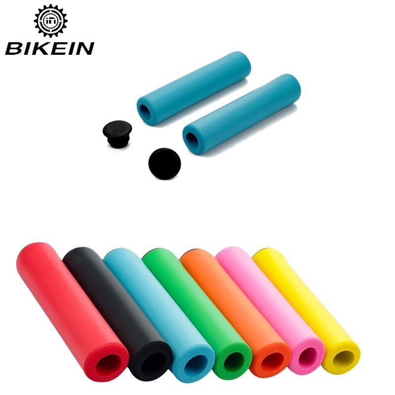 MTB Soft Foam Silicone Sponge Handle Bar Grips Handlebar Cover Bike Bicycle Hot