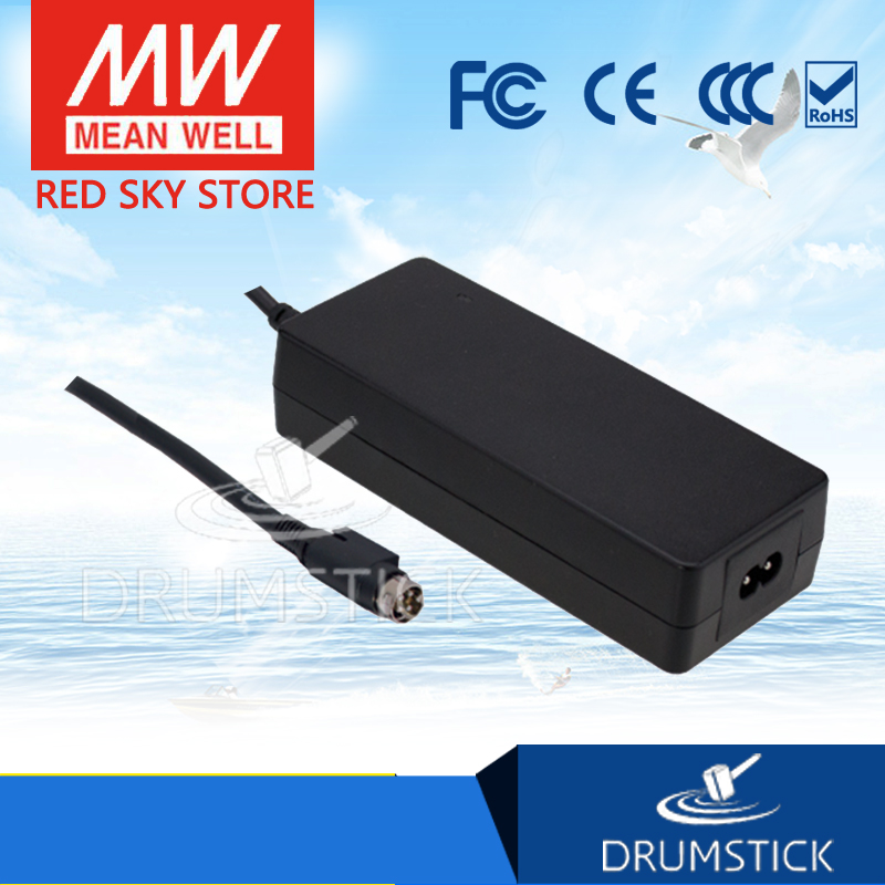 Genuine MEAN WELL GSM120A24-R7B 24V 5A meanwell GSM120A 24V 120W AC-DC High Reliability Medical Adaptor 1mean well original gsm160a24 r7b 24v 6 67a meanwell gsm160a 24v 160w ac dc high reliability medical adaptor