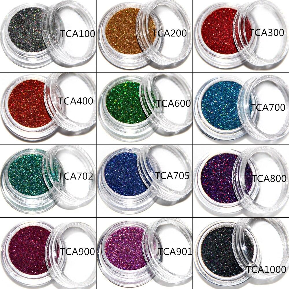 TCT-019 Լազերային գույն (12 տեսակ - Մանիկյուր - Լուսանկար 3