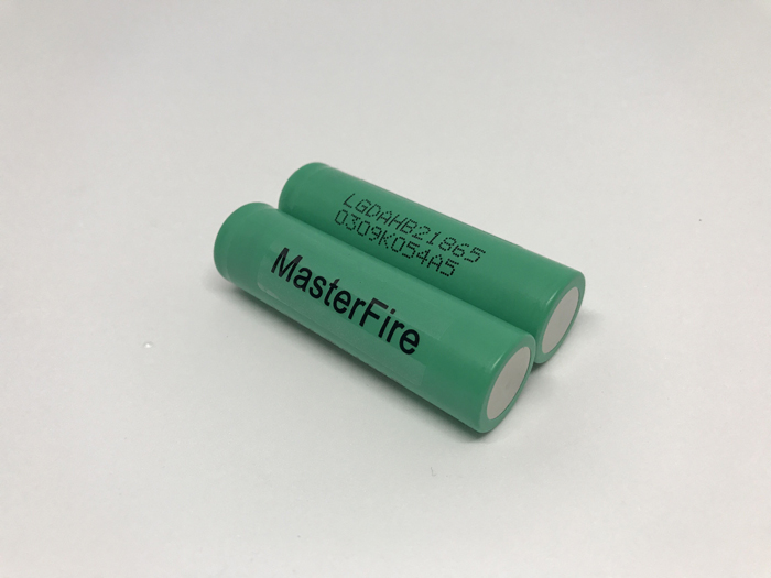 MasterFire 10PCS LOT New Original LG ICR18650HB2 1500mah 18650 HB2 rechargeable li ion batteries 30A discharge for E cigarette in Rechargeable Batteries from Consumer Electronics