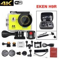 EKEN H9R Ultra HD 4K Action Sport Camera Deportiva WiFi Waterproof Remote Controller Camcorder Kit Bag
