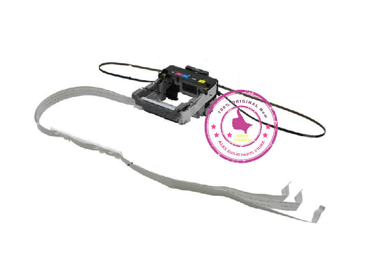 ФОТО QM3-8108 Carriage unit for Part for canon IX6580 New original Ink printer parts