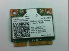 SSEA Wholesale Original Wireless Card Wifi +4.0 Bluetooth for Intel Wireless-N 7260 HMW 300Mbps 802.11a/g/n Hlaf Mini PCI-E