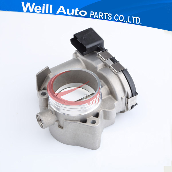 New Electronic Throttle body case for Peugeot 206 307 1007 Partner 1.6 16V 9635884080 1635Q9 447280 new electronic throttle body case for chery a5 f01r00y014