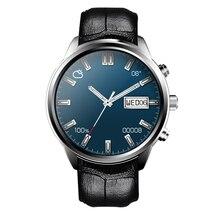 On Sale Finow X5 Original Smart Watch K18 upgrade 1.4″ AMOLED Android 3G WiFi Bluetooth WCDMA SmartWatch Similar Huawei Watch