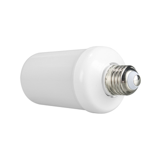 Image 5 - Ampoule LED Flame Effect Flickering Light Bulbs E27 220V 9W Lampara Room Lighting Corn Lamp Bulb Bombilla Lights Xiaomi Lampada