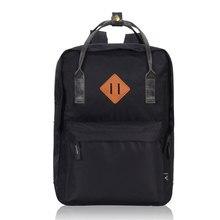 Backpack For Men Women Fashion Waterproof Vintage Laptop Backpack Bookbag Teenage Children Kids School Bag Shoulder Bags цена в Москве и Питере