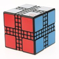 Newest Funs Fangshi LimCube Master Mixup Cube #1 #2 #4 Magic Cube Black Learning&Educational Cubo magico Toys