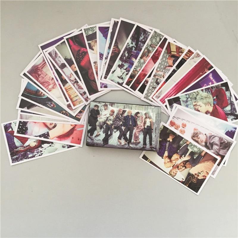 30pcs BTS Bangtan Boys Poster 1