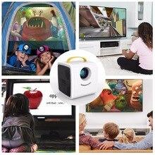 Excelvan Q2 MINI Projector 700 Lumens Children Education Children's gift Parent-child Portable Projector Mini LED TV Home Beamer