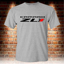 ad3af0dd American Muscle Car Camaro Zl1 Racer Custom T Shirt Men'S T Shirt S To 3Xl