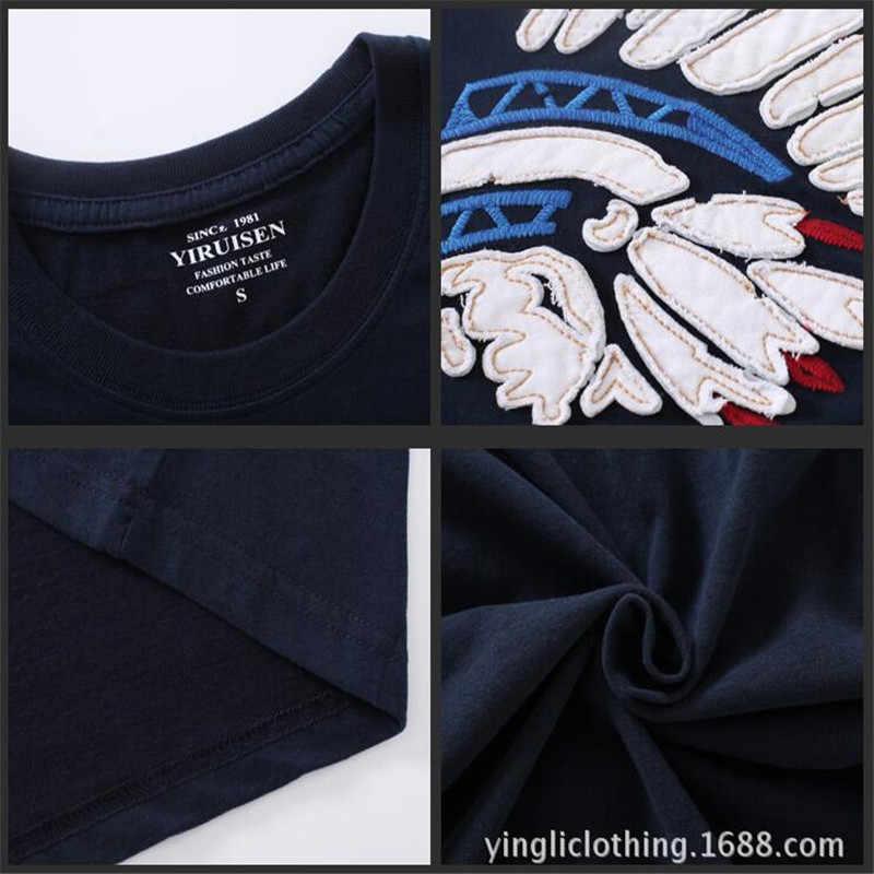 31色夏af anjoyフィッチ男性tシャツ半袖100%コットンtシャツプラスサイズ衣類高品質ストリート服