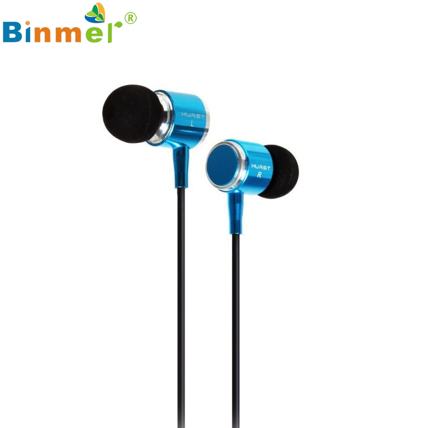 Beautiful Gift New HOT Fashion 3.5mm Wired SuperBass Stereo In-Ear Earphone For Tablet MP3 Wholesale price Feb03 new 3 5mm in ear wired earphone