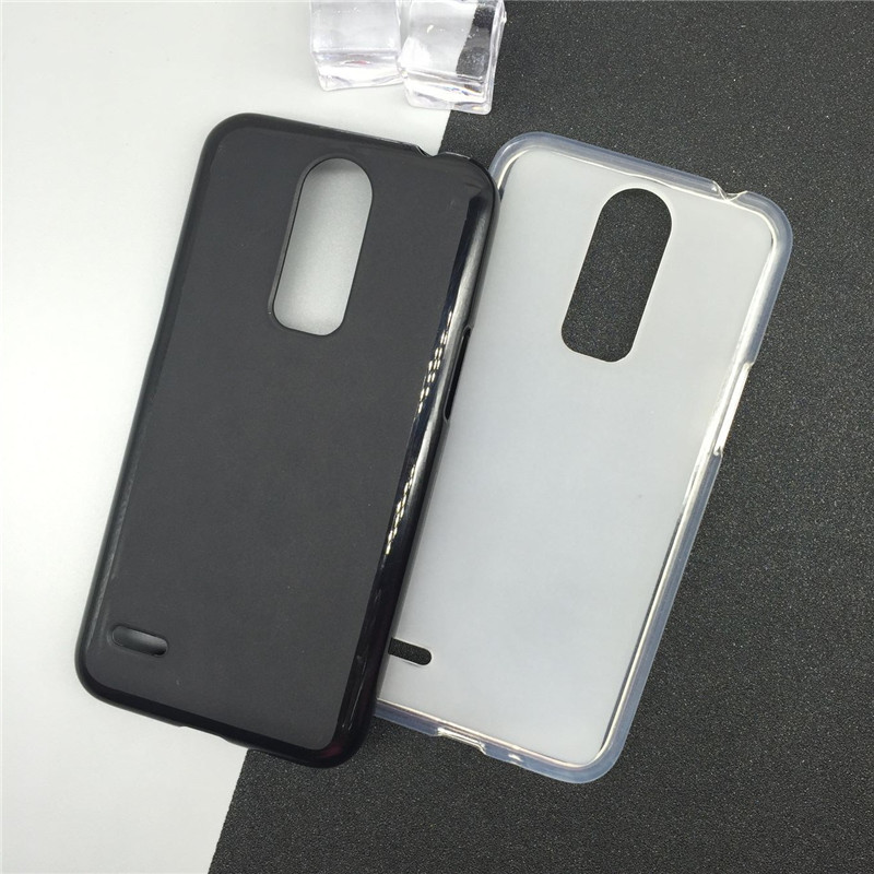 Soft Silicone Phone Cases for <font><b>ZTE</b></font> Blade A1 C880A C880U <font><b>C880S</b></font> C880 Original TPU Back Cover Pudding Case Capa Fundas Black Shell image