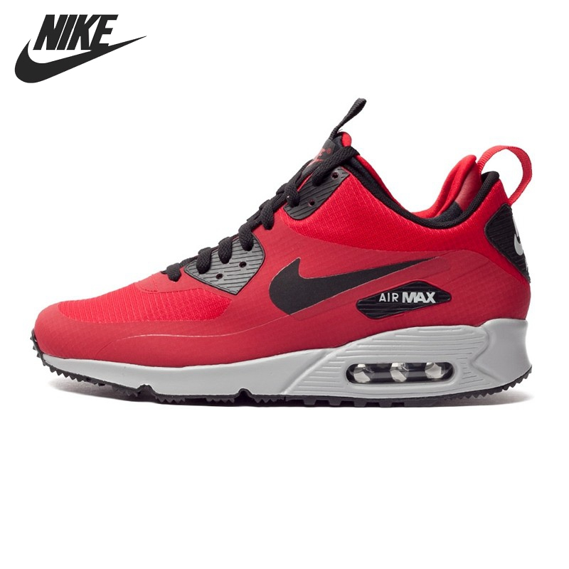 Original NIKE AIR MAX 90 UTILITY Men's Running Shoes sneakers nike air max 90 женские купить срочно