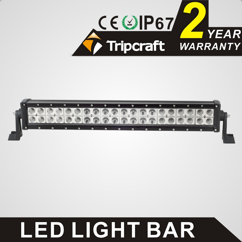 Hot selling 120w led work light bar 21inch car driving lamp offroad 4x4 truck AUV ATV 4WD spot flood combo beam 6000k fog light tripcraft 126w led work light bar 20inch spot flood combo beam car light for offroad 4x4 truck suv atv 4wd driving lamp fog lamp