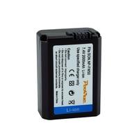 1 stücke NP-FW50 NPFW50 NP FW50 Batterie Für sony Alpha 7R II NEX-5 NEX-7 SLT-A55 A33 A55 A37 A3000 A5000 a5100 A6000 A6300 A7000