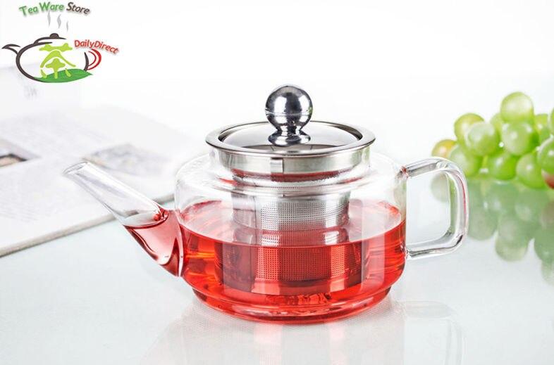 №1x olla BY-10fl.oz 300 ml café agua té de vidrio transparente ...