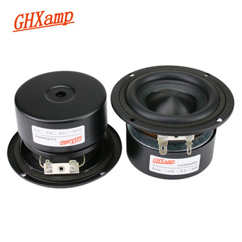 3 inch Woofer Speaker 8 ohm 25W 2pcs 1